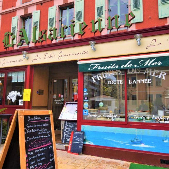 Déjeuner Business – Alsacienne